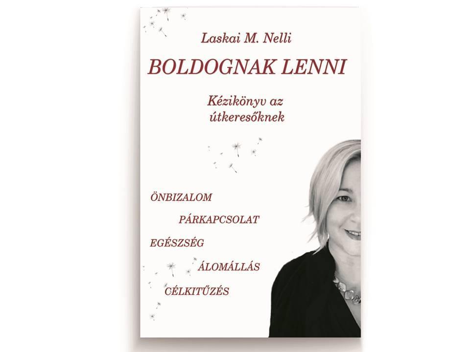 Boldognak lenni könyv