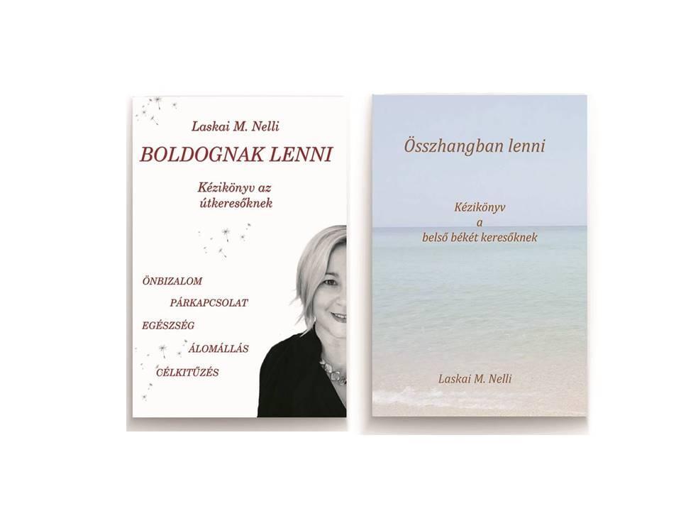 Könyvcsomag:  Boldognak lenni + Összhangban lenni