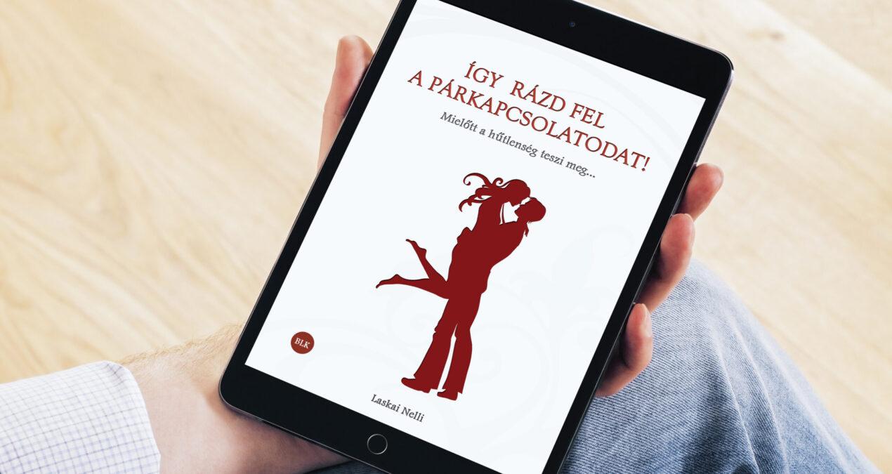 Így rázd fel a párkapcsolatodat! –  e-book